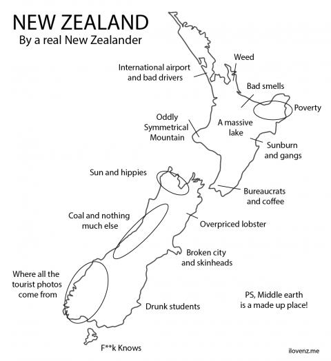 An honest version of New Zealand