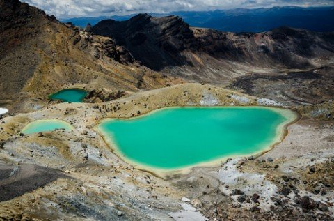 The 8 most stunning lakes of New Zealand