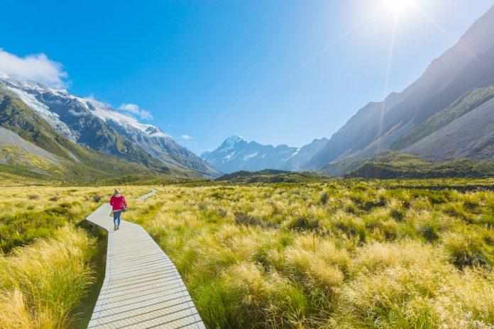 Mt Cook National Park NZ
