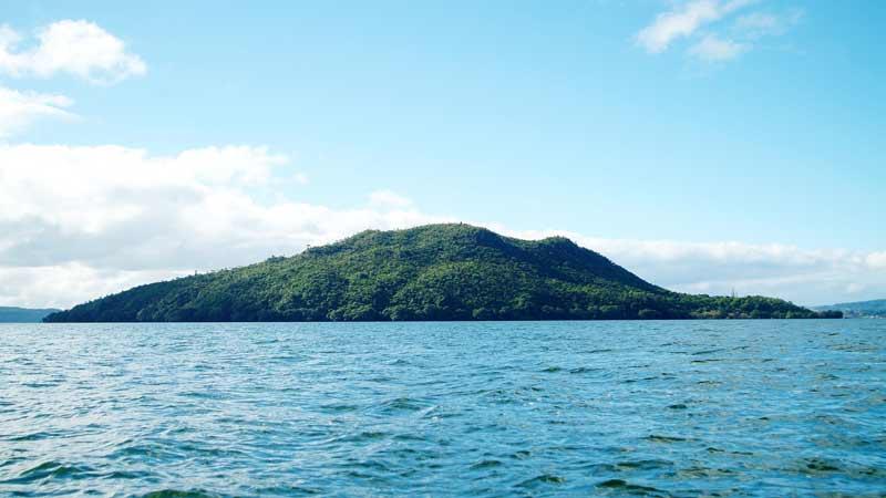 Mokoia Island