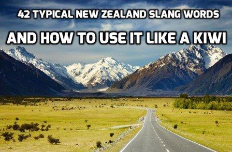 42 New Zealand Slang Words: How To Speak Kiwi.
