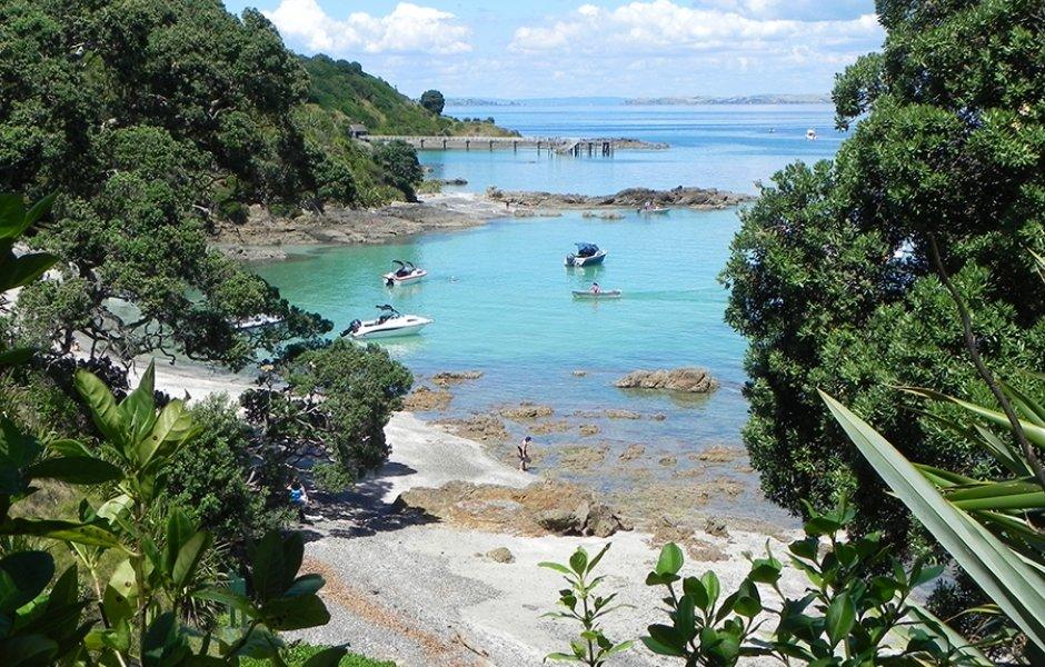 matangi island beach