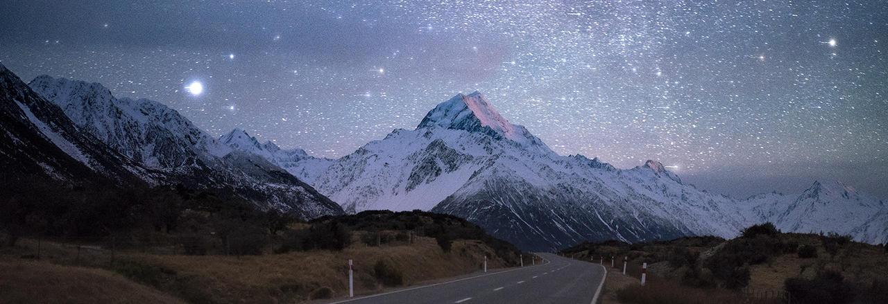 Aoraki Mt Cook