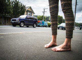 bare feet nz