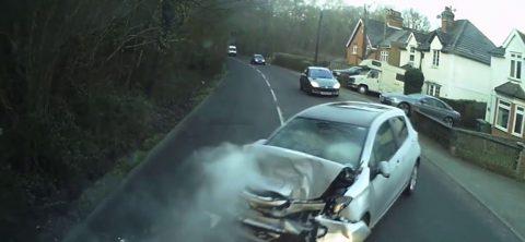 Watch: New Zealand's Worst Dashcam Video