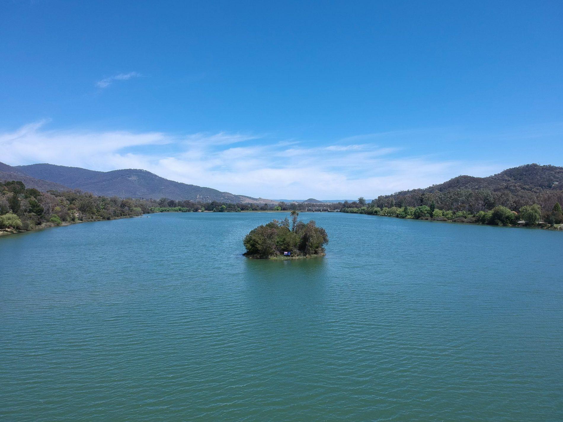 new zeland island