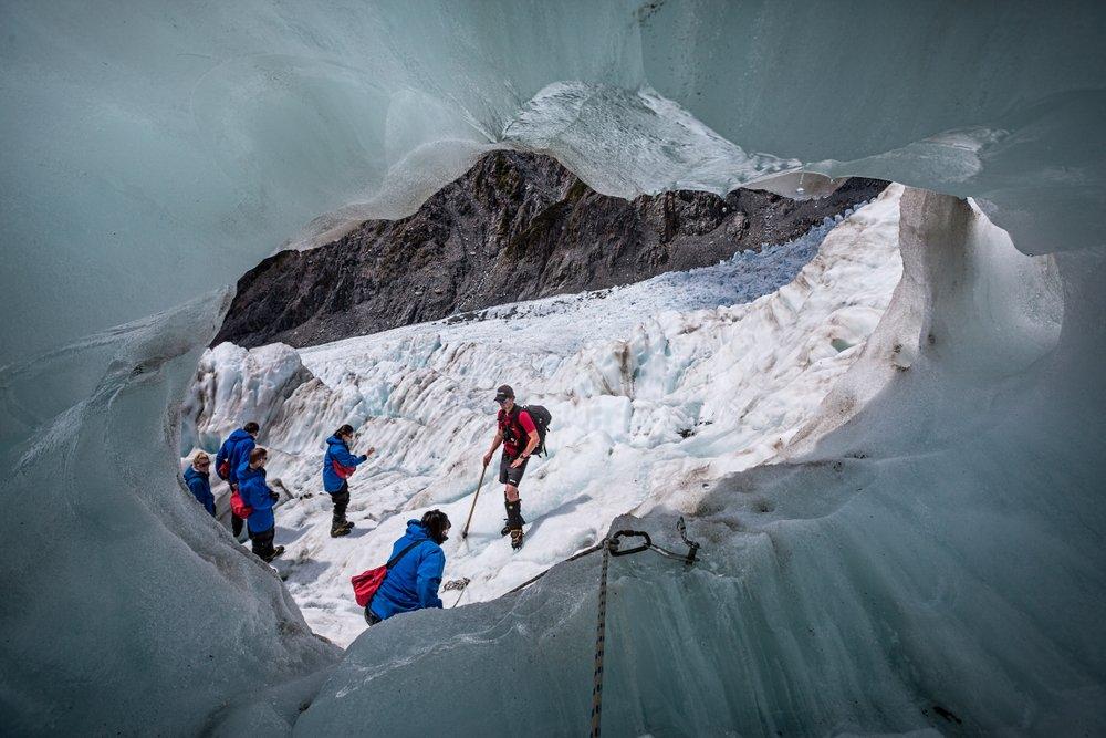 Franz Josef Glacier vacation nz