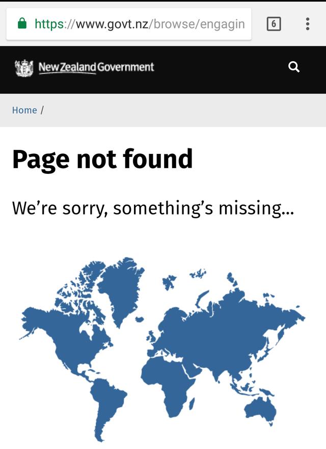 maps without NZ NZGovt e