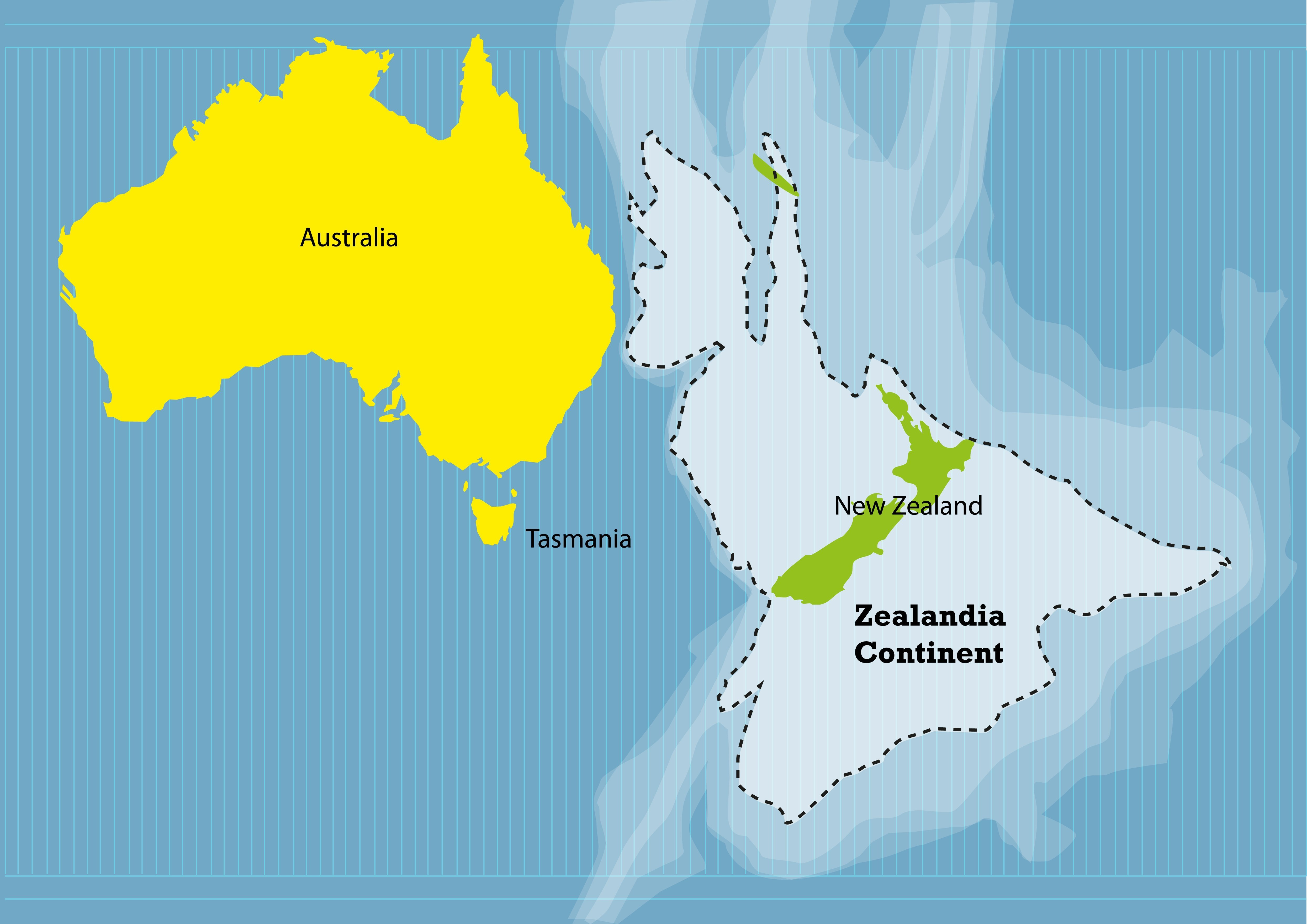 What Continent Is New Zealand Part Of